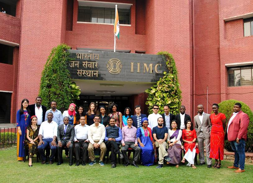 IIMC Diploma Course in Development Journalism